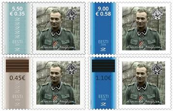 20366a471bf ELSK poolt Harald Nugiseksi 90. juubeliks välja antud postmark.